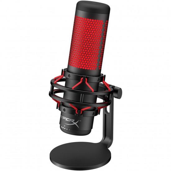 Microfon HyperX Quadcast (HX-MICQC-BK)